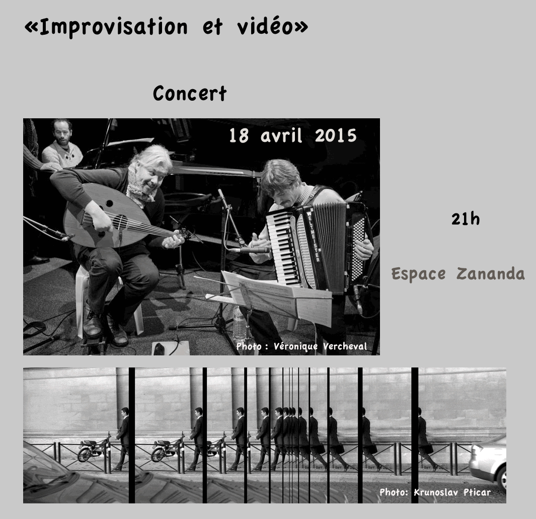 IMPROVISATION ET VIDEO