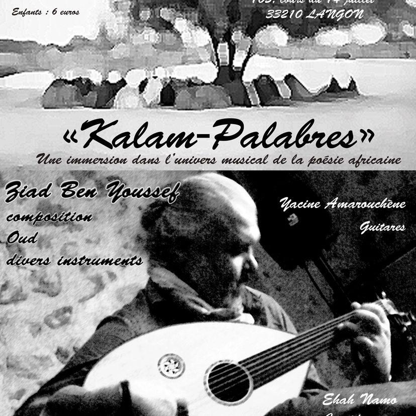 KALAM-PALABRES